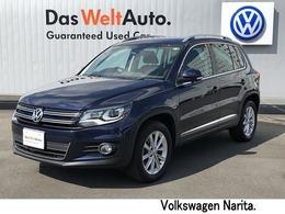 フォルクスワーゲン ティグアン スポーツ&スタイル 4WD VW認定中古車 One Owner