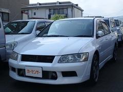 三菱 ランサーエボリューション の中古車 2.0 GT-A VII 4WD 高知県高知市 55.8万円