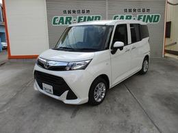 トヨタ タンク 1.0 X 自動ドア・キーフリー・展示車両・無事故