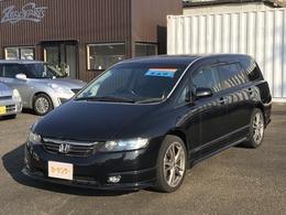 ホンダ オデッセイ 2.4 アブソルート ・車高調・社外マフラー・HDDナビ・ETC
