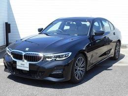 BMW 3シリーズ 320i Mスポーツ 18AWベージュ革ACCETCデモ禁煙認定車