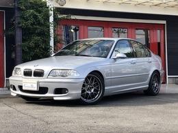 BMW 3シリーズ 330i Mスポーツ 左H 5速MT BBS18AW 社外マフラーサンルーフ