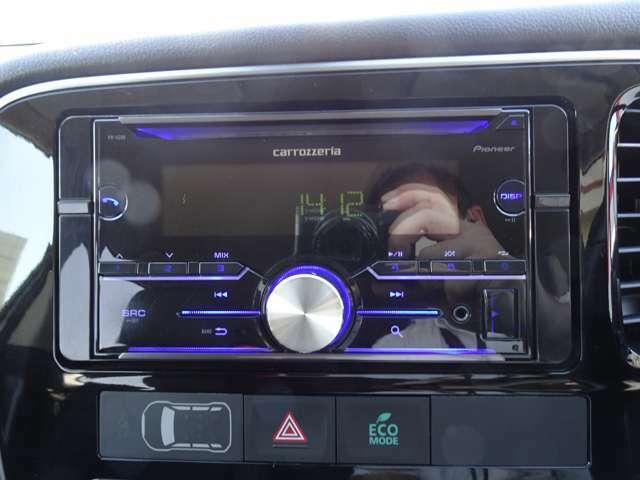 ◆CDオーディオ◆お気に入りの音楽でドライブを楽しめます♪