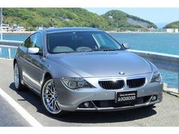 BMW 6シリーズ 630i 20インチアルミ サンルーフ