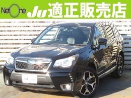 スバル フォレスター 2.0XT アイサイト 4WD 1オナVer2サンルーフ純ナビBモニ本革