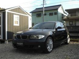 BMW 1シリーズ 120i Mスポーツパッケージ 社外HDDナビ 車検2年
