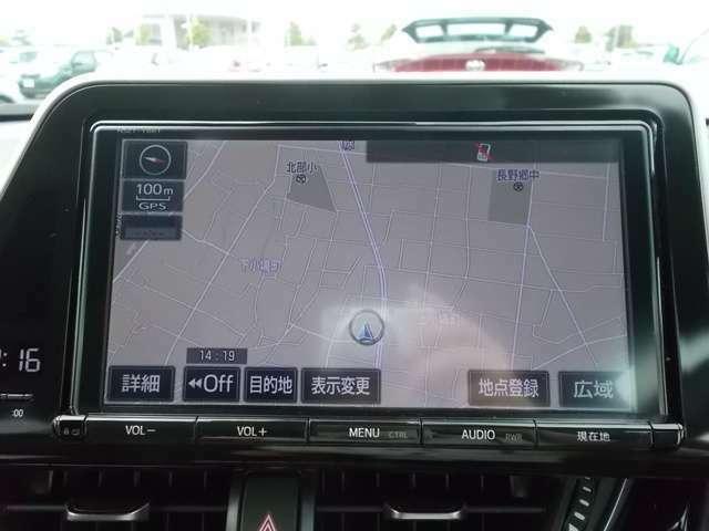 ●コネクテッドカー●C-HRと、トヨタスマートセンターが通信でつながり、24時間あなたのカーライフをサポート♪ ナビの設定や、おいしいお店・駐車場等をお調べします(^^)