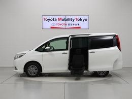 トヨタ エスクァイア 2.0 Xi サイドリフトアップシート装着車 4WD 衝突軽減 福祉車両 両側電動ドア SDナビ
