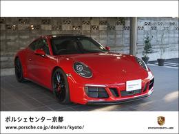 ポルシェ 911 カレラ GTS PDK 19モデル 認定中古車 GTSインテリア
