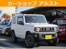 スズキ ジムニー 660 XC 4WD ターボ 5速MT ぷちキャン車中泊ベッド ナビ