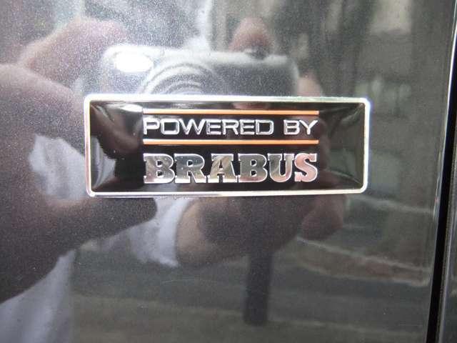 BRABUS パワードバイブラバスは本物証