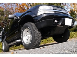 シボレー ブレイザー LS 4WD リフトUP ワンオーナー16AW