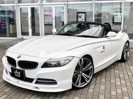 BMW Z4 sドライブ 23i ハイラインパッケージ MARVINエアロ/20インチAW/黒革/ナビ/禁煙