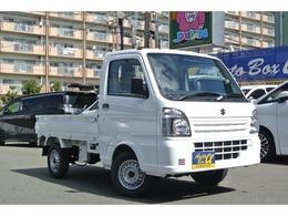 スズキ キャリイ 660 KCエアコン・パワステ スズキ セーフティサポート 装着車 3方開