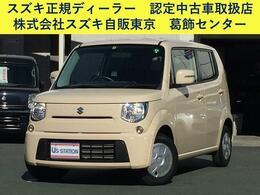 スズキ MRワゴン X CDプレーヤー/キーレスプッシュ