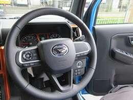 ハンドルリモコン対応しています!運転中にとっても便利ですよね♪
