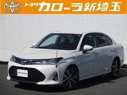 トヨタ カローラアクシオ HV G WXB
