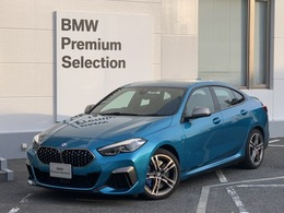 BMW 2シリーズグランクーペ M235i xドライブ 4WD AI音声認識ナビLEDシートヒーターBカメラ