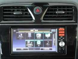 メモリーナビ(MM115D-W) フルセグTV CD ラジオ 対応