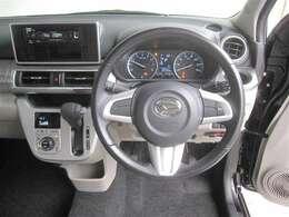 ドライバーズシートから見易いメーター&操作し易い計器類は乗り易い車の条件です。