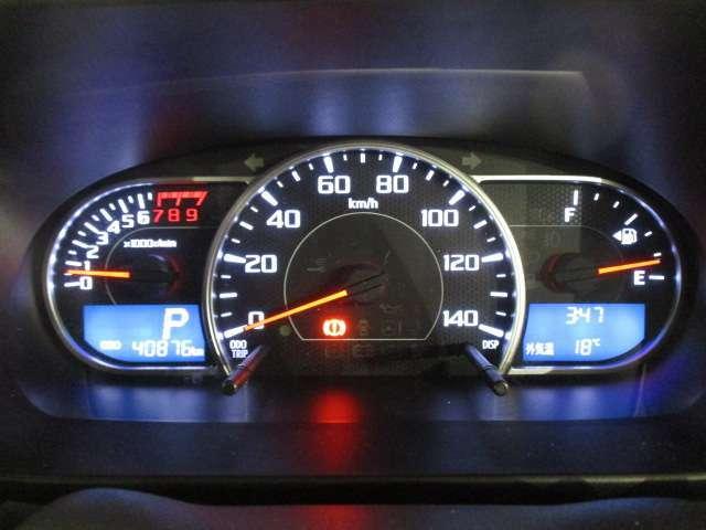 スピードメーター