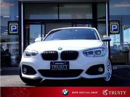 BMW 1シリーズ 118d Mスポーツ ディーラー下取車 Pサポート Dアシスト