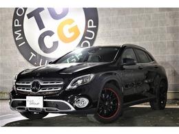 メルセデス・ベンツ GLAクラス GLA220 4マチック 4WD レーダーP プレミアムP SR 黒革 新車保証
