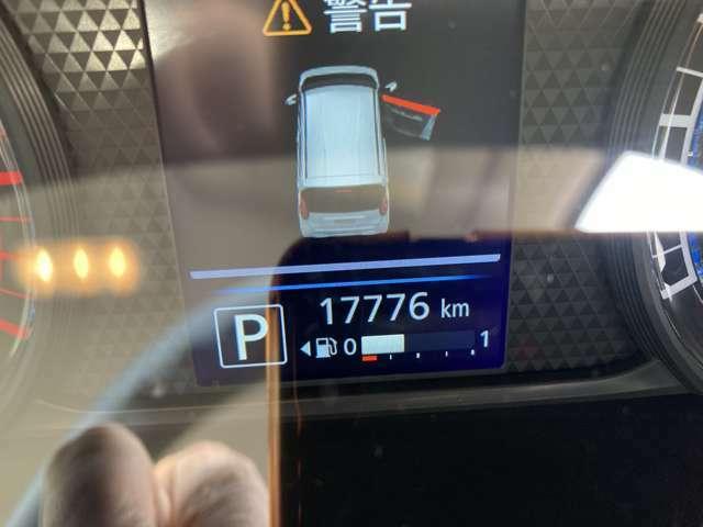 ワンオーナー車 走行距離:17,776km