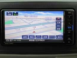 ダイハツ純正メモリーナビ NMZK-W68D フルセグ・DVD・CD・SD・Bluetooth・ミュージックサーバー対応 ドライブレコーダー バックカメラ