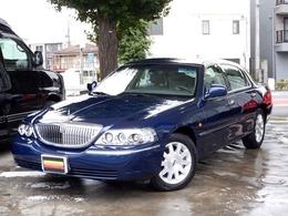 リンカーン タウンカー シグネチャーリミテッド 正規ディーラー車 ワンオーナー最終モデル