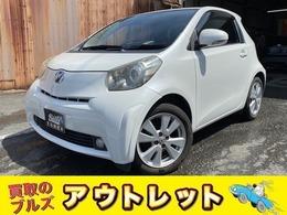 トヨタ iQ 1.0 100G 純ナビ TV Bluetooth スマートキー ETC HID