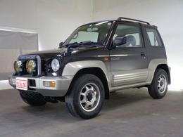 三菱 パジェロジュニア 1.1 ZR-II 4WD CDデッキ HIDヘッドライト