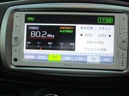 ラジオ CD聴けます