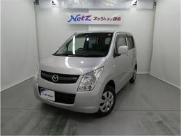 マツダ AZ-ワゴン 660 XG ベンチシート ETC
