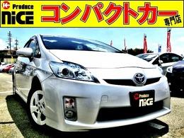 トヨタ プリウス 1.8 S 純正オーディオデッキ・ETC・スマートキー
