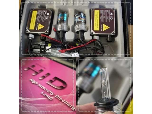 Bプラン画像:社外HIDもしくは国産LEDに変更取付プラン☆どちらも取り付け工賃込み※画像の物はイメージ画像です。