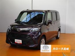 トヨタ タンク 1.0 G S スマアシII SDナビ TV シートヒータ