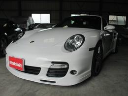 ポルシェ 911 ターボ ティプトロニックS 4WD ビルシュタイン 車高調 ナビ ETC
