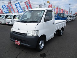 トヨタ タウンエーストラック 1.5 DX シングルジャストロー 三方開 積載800kg