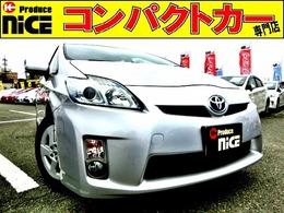 トヨタ プリウス 1.8 S Bカメラ・Bluetooth・純正HDDナビ・TV・ETC
