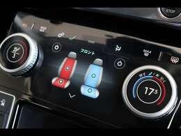 シートヒーター&クーラーを搭載。3段階で温度調節ができ、季節によっては欲しい機能の一つです。女性からの支持が非常に高い装備です。また、後席シートヒーターもついております。