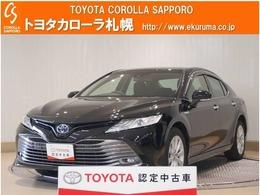 トヨタ カムリ 2.5 G トヨタセーフティセンス・メモリーナビ付