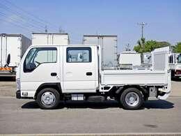 車両総重量4870kg 最大積載量2000kg