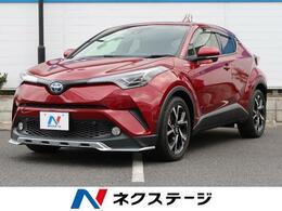 トヨタ C-HR ハイブリッド 1.8 G 純正SDナビ シーケンシャルランプ