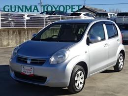 トヨタ パッソ 1.0 X キーレス CDオーディオ 車検整備付き