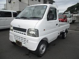 マツダ スクラムトラック 660 KU 3方開 4WD 車検整備付 5速マニュアル 4WD