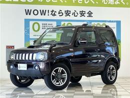 スズキ ジムニー 660 ワイルドウインド 4WD 4WD/社外メモリーナビ/オートライト