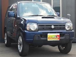 スズキ ジムニー 660 XG 4WD ナビ/バックカメラ 走行距離無制限保証付