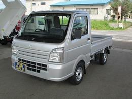 スズキ キャリイ 660 KC パワステ 3方開 4WD