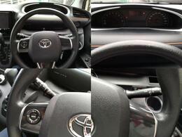 見晴らしの良い運転席★ナビや計器類もとても見やすく運転しやすいお車となります。